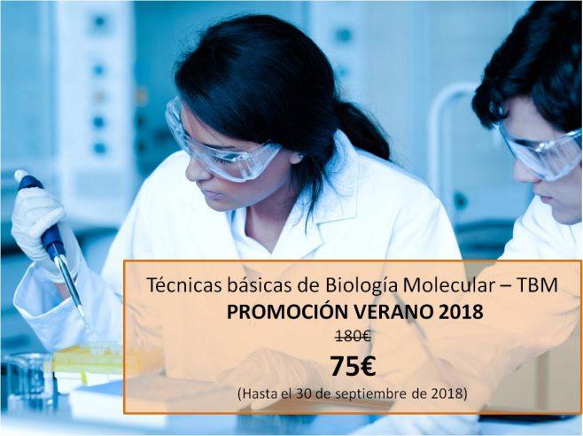 Técnicas básicas de Biología Molecular