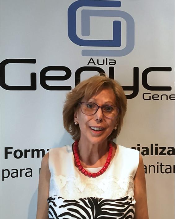 Dra. Mª Dolores Saavedra Ontiveros