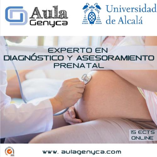 Jornada de Presentación – Experto en Diagnóstico y Asesoramiento Prenatal