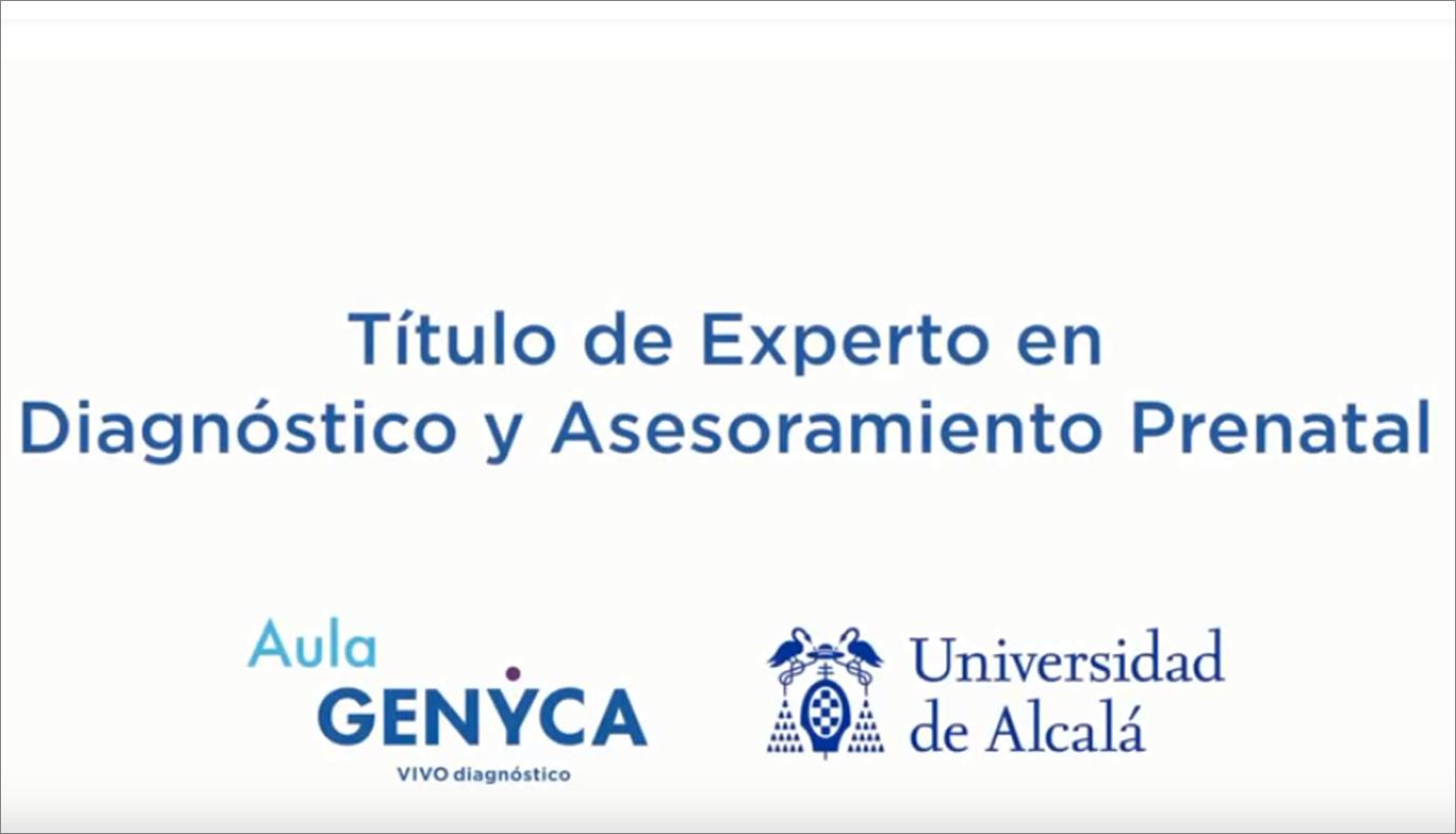 Nuevo curso de Experto en Diagnóstico y Asesoramiento Prenatal